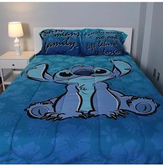 Lilo and stitch bedroom set