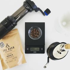 #KaffeBox member post from # @gabigluck  ====== What a treat of a coffee! Kenya Nguguini AB from #thebarnberlin - aromas of plum jam and caramel notes of raspberries and milk chocolate. Thanks @kaffebox!