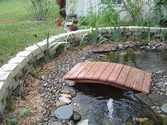small bridges for gardens | your wonderful bridge i wanted to let you know how nice the bridge