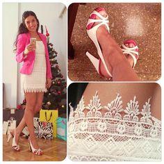Te dejamos una opción para que combines tus Desnuda :) Modelo Amanecer . Les gusta?  #look #love #outfit #zapatos #desnudashoes #shoes