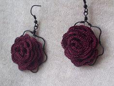 Outstanding Crochet: Crochet Earrings