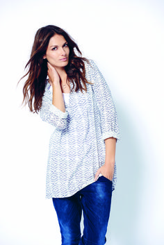 soyaconcept - shirt - blouse - top - t-shirt - jeans - denim