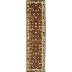 Anastacia Plush Pile L 120 X W 30 Runner Wool Rug ANA-8403
