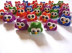 Original and cute ideas for fimo favourites by GaleaCalavera on deviantART