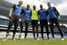 BotafogoDePrimeira: Jefferson reaparece, e Botafogo adia a definição d...