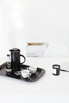 café essentials