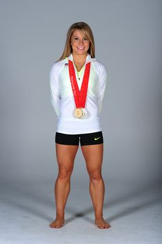 Shawn Johnson... Body inspiration :)
