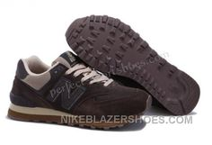 6a05effde63 Discount Buy New Balance 574 Cheap Suede Classics Trainers Brown Beige Mens  Shoes