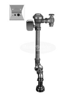 Zurn ZEMS6142AV-HET 1.28 GPF Hardwired Concealed Sensor Flush Valve for Water Closets