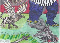 Fan artwork: Stormdancer by G. Donald Cribbs