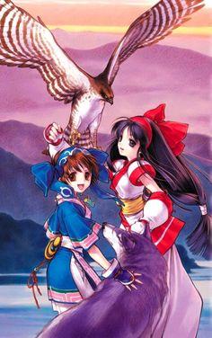Video Game Heroines