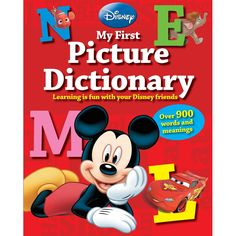 Preparing Disney My First Picture Dictionary: Over 900 Words and Meanings by Parragon Books Ltd book description. Buy Toys, Toys Shop, Anthony Jones, Kids Toys Online, Picture Dictionary, Every Day Book, Book Summaries, Best Selling Books, Book Recommendations