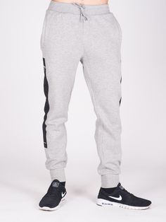 Crooks and Castles GRECO FLAG FLEECE PANT | Boathouse Stores, Below the Belt, F2/Sonar