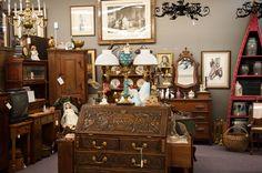 Overview of our shop. #antiques #antique #interiordesign #design #homedecor #forsale