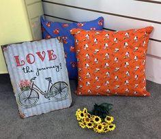 Almofadas Primitas para decorar e encantar... #Vemprazas