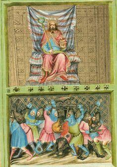 Wenceslaus IV of Bohemia's Bible part V: 38/66