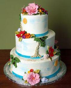 Emma Josh Photography Kingshawaiian Paradisecake Dobash La Losangeles Torrance California Cake Love Wedding