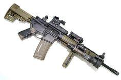 Bushmaster XM15 Rifle