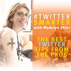 """#TwitterSmarter Podcast: Get Real with Pam Moore from Marketing Nutz [Episode 9]  I had a great interview with @pammktgnut. Take a listen and learn how to use Twitter to """"Get Real."""""""