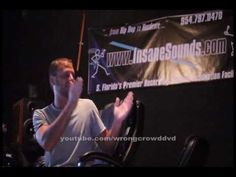 Interview by artist during a recording session at Insanesounds.com