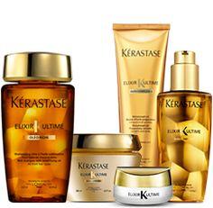 elixir ultime shampooing brillance masque cheveux huile cheveux krastase e boutique - Kerastase Cheveux Colors