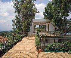 Bamboo Construction for Floor