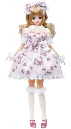 Takara Tomy Licca Doll Jenny Baby The Stars Shine Bright Japan New | eBay
