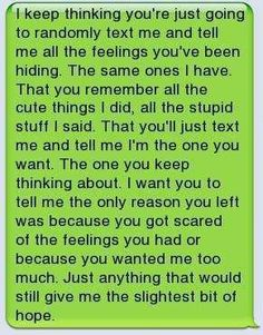 ......BOYS ARE STUPID.....grow a set and you will never have to rely on one OR write a text like THIS one! Arg.