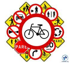 Código de trânsito - bicicletas e ciclistas