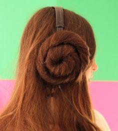 Galactic Princess Headphone Covers by JacquieLongLegs on Etsy, $24.00 geeking