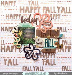 Oct 2015 Hip Kit Hello Fall | Ashley Horton - Hip Kit Club -