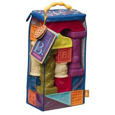 Bright enough for babies and tough enough for toddlers! These toys are chosen to make wonderful gifts for the small people in your life from birth to five years. Educational and stimulating, sourced from companies renowned for their quality, safety and environmental accountability, we offer a selection of beautiful, ethical and unique toys.  http://blossomforchildren.co.uk/new-products