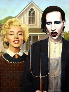 .Marilyn Gothic