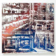 """Brooklyn"" by Mayk Azzato, 90 x 85 cm, 37808 #KARE #KAREDesign #Azzato #MaykAzzato #Photographic #Art"