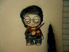 Harry Potter by naldojunio