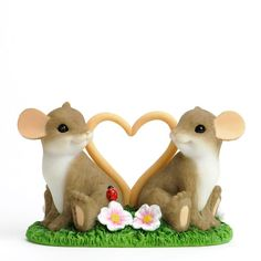 Love Mice Charming Tails Artist Dean Griff