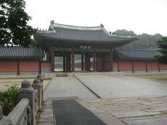 韓国の世界遺産、昌徳宮(チャンドックン)。