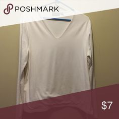 Long sleeve shirt Long sleeve shirt with some stretch. croft & barrow Tops Tees - Long Sleeve