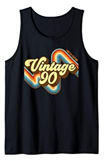 29th Birthday Vintage 90 limited edition born in 1990 Tank Top