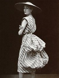 Robe Balenciaga, L'Officiel 1951