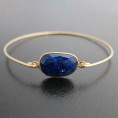 Lapis Lazuli Bracelet Lapis Lazuli Jewelry Blue Lapis Bracelet for Women Blue Lapis Jewelry Blue Gemstone Bracelet Blue Stone Bracelet Gift Bijoux Lapis Lazuli, Bracelet Lapis Lazuli, The Bangles, Gold Bangles, Bangle Bracelets, Owl Bracelet, Diamond Bracelets, Diamond Jewelry, Blue Gemstones