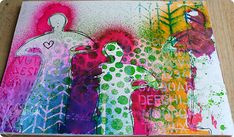 Introduction to Art Journaling with Dina Wakely | shurkus.com