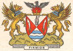 The coat of arms of Brentford and Chiswick, granted in 1932; St Nicholas symbolises the parish church of St Nicholas; the waves represent the river Brent and the Thames; the phoenix symbolises the new borough rising from the ashes of the old urban district. (ngw.nl)