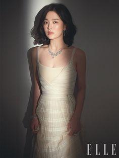 송혜교, 끝없이 영롱하게 빛나다 | 엘르코리아 (ELLE KOREA)
