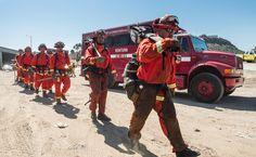 Who Are California's Convict Firefighters? | Care2 Causes #CaliforniasConvictFirefighters