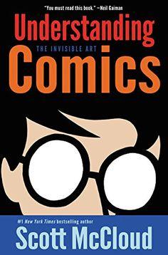 Understanding Comics by Scott McCloud https://www.amazon.com.au/dp/006097625X/ref=cm_sw_r_pi_dp_U_x_ZzrNAbT07KHPF