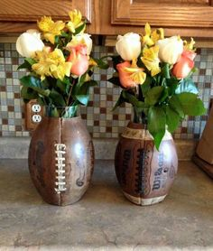 53 Perfect Home Decoration Ideas with Super Bowl Theme 53 Perfect Home De. - 53 Perfect Home Decoration Ideas with Super Bowl Theme 53 Perfect Home Decoration Ideas with - Football Banquet, Football Cheer, Football Tailgate, Football Birthday, Football Season, Tailgating, Football Wedding, Football Baby, Football Parties