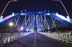 Puente Nestor Kirchner - Villa María - Córdoba - Argentina