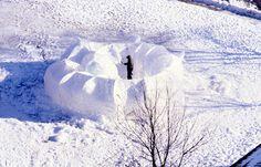 Charles Simonds - Ice House 1982
