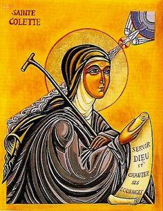 Sainte Colette, Jesus Ressuscité, Saints, Disney Characters, Fictional Characters, Disney Princess, Art, Rich Young Ruler, Cain And Abel